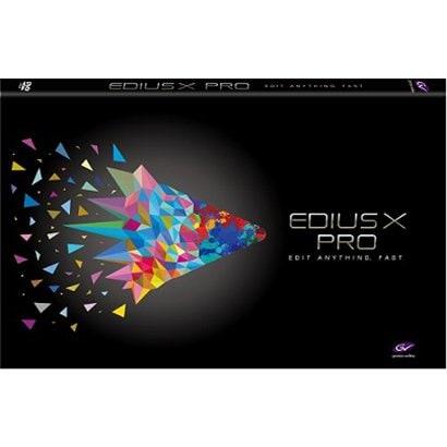 EDIUS X Pro 通常版