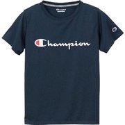 CWPS303-370-L [champion(チャンピオン) ウィメンズ C VAPOR Tシャツ ネイビー L CWPS303]