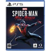 Marvel's Spider-Man: Miles Morales (マーベルスパイダーマンマイルズモラレス) [PS5ソフト]