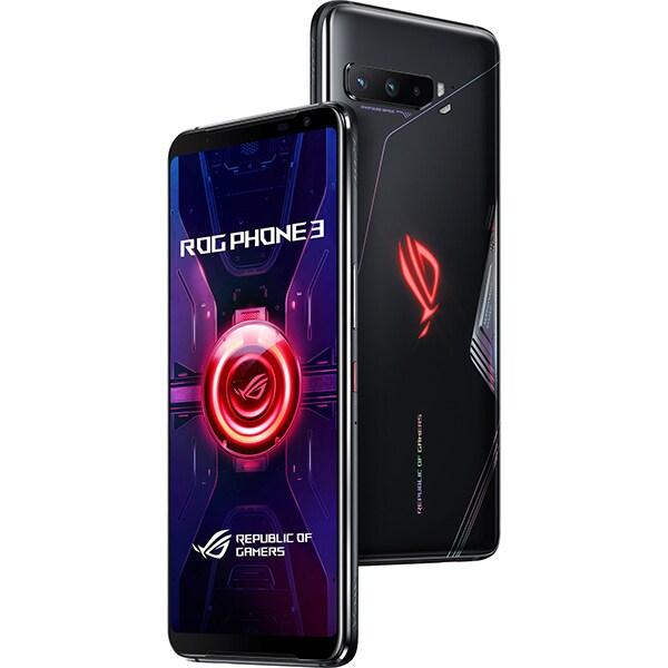 ZS661KS-BK512R12 [ROG Phone 3/Android 10(ROG UI)/Qualcomm Snapdragon 865 Plus 3.1GHz/6.59型/メモリ 12GB/内蔵ストレージ 512GB/ブラックグレア/SIMフリースマートフォン]