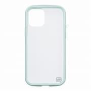 i34BiJ11 [iPhone 12/iPhone 12 Pro 用 NEWT IJOY Case クリアグリーン]