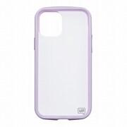 i34BiJ12 [iPhone 12/iPhone 12 Pro 用 NEWT IJOY Case クリアパープル]