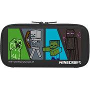 Nintendo Switch Lite専用スマートポーチ EVA マインクラフト 4キャラクター