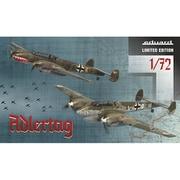 EDU2132 鷹の日 Bf110C/D リミテッドエディション [1/72スケール プラモデル]