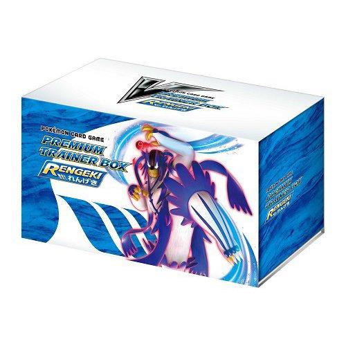 ポケモンカードゲーム ソード&シールド プレミアムトレーナーボックス RENGEKI [トレーディングカード]