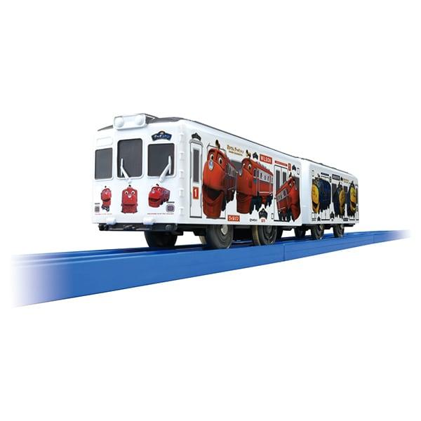 プラレール SC05 チャギントンラッピング電車 [対象年齢:3歳~]