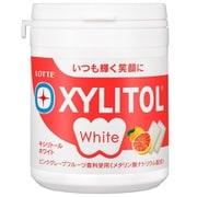 キシリトールホワイト ピンクグレープフルーツ ファミリーボトル 143g
