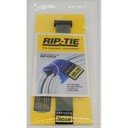 RLH-065-1PK-GY [25.4mm×165.1mm リップロック ケーブルラップ]