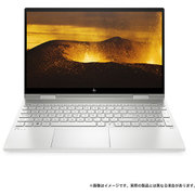 18K50PA-AAAB [HP ENVY x360 15-ed0000 G1モデル 15.6型/Core i7-1065G7/メモリ 16GB/SSD 512GB/Windows 10 Home(64bit)/Office Home & Business 2019/ナチュラルシルバー]