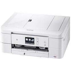 DCP-J987N-W [A4インクジェット複合機 Wi-Fi対応 ホワイト]