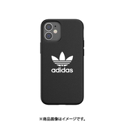 42214 [iPhone 12 mini 用 ケース OR Moulded Trefoile black/white]