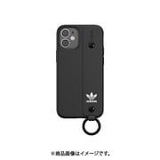 42393 [iPhone 12 mini 用 ケース OR Hand Strap Case black]