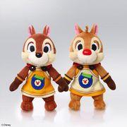 キングダムハーツシリーズ ぬいぐるみ KH III チップ&デール [キャラクターグッズ]