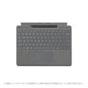 25O-00079 [Surface Pro X用 Signature キーボード スリムペン付き プラチナ]