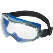 GG6001NSGAF-BLU 保護ゴグル クリア GG6001NSGAF-BLU クロロプレンバンド 1個/1袋