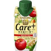 カゴメ 野菜生活100 Care+(ケアプラス) アップル・ジンジャーmix  195ml×12本
