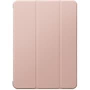 LP-ITAM20CNTPK [iPad Air 2020 (10.9インチ) 背面クリア フラップケース Clear Note ピンクベージュ]