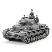35374 ミリタリーミニチュアシリーズ No.374 ドイツIV号戦車F型 [1/35スケール プラモデル]