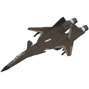 KP519 ACE COMBAT ADFX-01 For Modelers Edition [1/144スケール プラモデル]