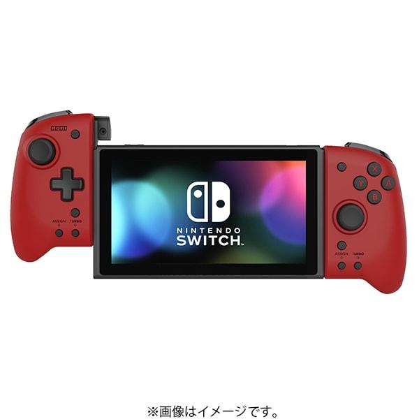 NSW-300 [グリップコントローラー for Nintendo Switch レッド]