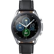 SM-R840NZSAXJP [Galaxy Watch3 Stainless Steel 45mm Mystic Silver (ギャラクシーウォッチ 3 ステンレススチール 45mm ミスティシルバー) GPSスマートウォッチ]