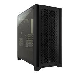 CC-9011200-WW [ミドルタワーPCケース4000D Airflow Tempered Glass Black]