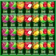 VF-30A [100%果汁飲料詰め合わせ 28本入(熟ぶどう 160g×8本・熟りんご 160g×4本・熟ミックス 160g×8本・熟オレンジ 160g×4本・熟パイン 160g×4本)]