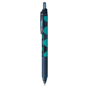 BLN125C3-A [ゲルインキボールペン エナージェル エス 0.5mm 黒インク 限定 ねこ柄 ロシアンブルー]