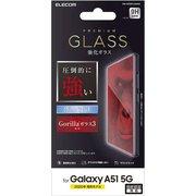 PM-G205FLGGGO [Galaxy A51 5G 用 ガラスフィルム/ゴリラ]