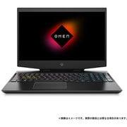 14R99PA-AAAA [OMEN15-dh1000 G1モデル 15.6型/Core i7-10750H/メモリ 16GB/SSD 512GB+HDD 1TB/Windows 10 Pro (64bit)/シャドウブラック]