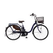 PA24W [電動アシスト自転車 PAS With パス ウィズ 24型 12.3Ah 内装3段変速 ノーブルネイビー]