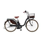 PA26WDX [電動アシスト自転車 PAS With DX パス ウィズ デラックス 26型 内装3段変速 12.3Ah マットブラック2]
