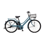 PA26RN [電動アシスト自転車 PAS RIN パス リン 26型 内装3段変速 15.4Ah パウダーブルー]