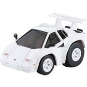 チョロQ zero Z71b ランボルギーニ カウンタック 5000QV 白 [プラスチックミニカー]