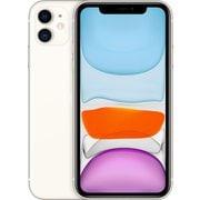 iPhone 11 64GB ホワイト  SIMフリー [MHDC3J/A]