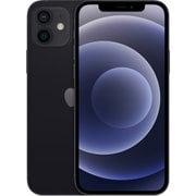 iPhone 12 64GB ブラック SIMフリー [MGHN3J/A]