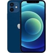 iPhone 12 64GB ブルー SIMフリー [MGHR3J/A]
