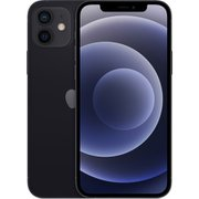 iPhone 12 128GB ブラック SIMフリー [MGHU3J/A]