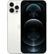 iPhone 12 Pro Max 128GB シルバー SIMフリー [MGCV3J/A]