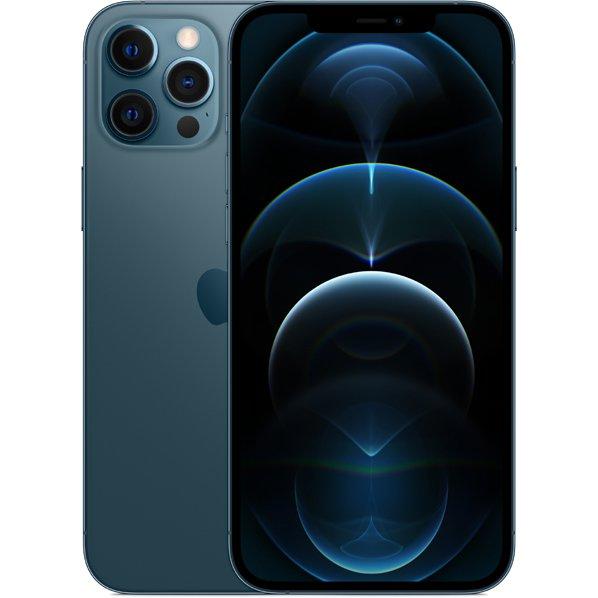 iPhone 12 Pro Max 128GB パシフィックブルー SIMフリー [MGCX3J/A]