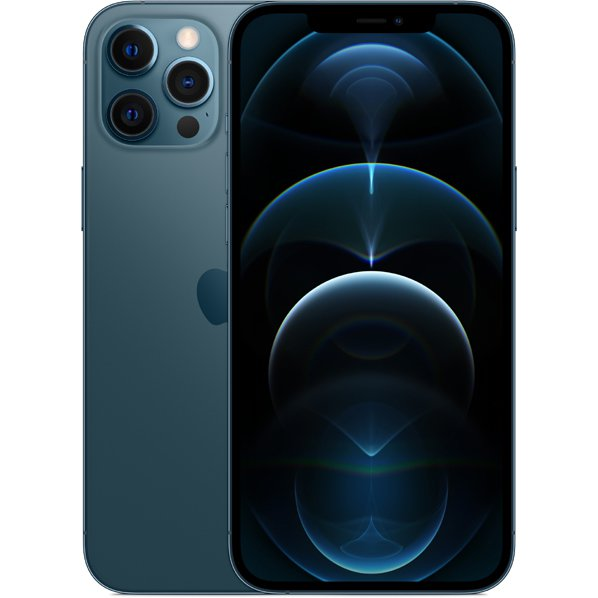 iPhone 12 Pro Max 256GB パシフィックブルー SIMフリー [MGD23J/A]