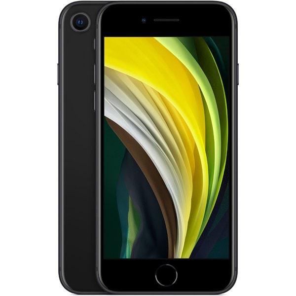 iPhone SE 128GB ブラック  SIMフリー [MHGT3J/A]