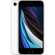iPhone SE 128GB ホワイト  SIMフリー [MHGU3J/A]