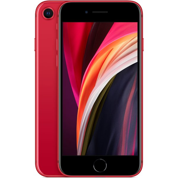 iPhone SE 128GB (PRODUCT)RED  SIMフリー [MHGV3J/A]