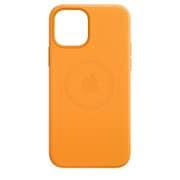 MagSafe対応iPhone 12 Pro Max レザーケース カリフォルニアポピー [MHKH3FE/A]