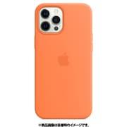 MagSafe対応iPhone 12 Pro Max シリコーンケース クムカット [MHL83FE/A]