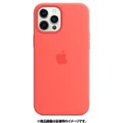 MagSafe対応iPhone 12 Pro Max シリコーンケース ピンクシトラス [MHL93FE/A]