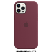 MagSafe対応iPhone 12 Pro Max シリコーンケース プラム [MHLA3FE/A]