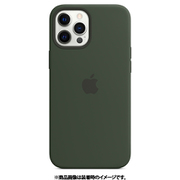 MagSafe対応iPhone 12 Pro Max シリコーンケース キプロスグリーン [MHLC3FE/A]