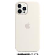 MagSafe対応iPhone 12 Pro Max シリコーンケース ホワイト [MHLE3FE/A]